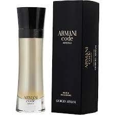ARMANI CODE ABSOLU POUR HOMME BY GIORGIO ARMANI