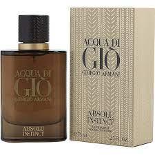 ACQUA DI GIO ABSOLU INSTINCT BY GIORGIO ARMANI By GIORGIO ARMANI For M