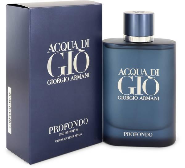 ACQUA DI GIO PROFONDO BY GIORGIO ARMANI By GIORGIO ARMANI For Men
