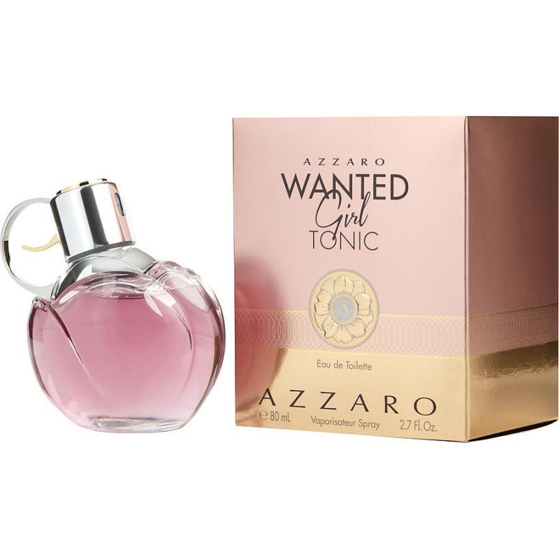 AZZARO WANTED GIRL TONIC By AZZARO LORIS For Women