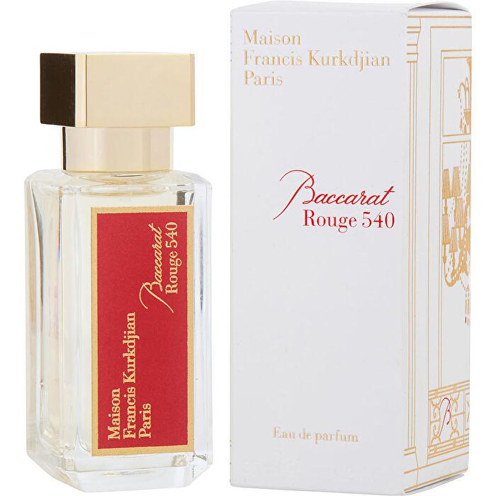 BACCARAT ROUGE 540 WHITE BOX By MAISON FRANCIS KURKDJIAN PARIS For W
