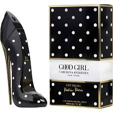 GOOD GIRL DOT DRAMA BY CAROLINA HERRERA