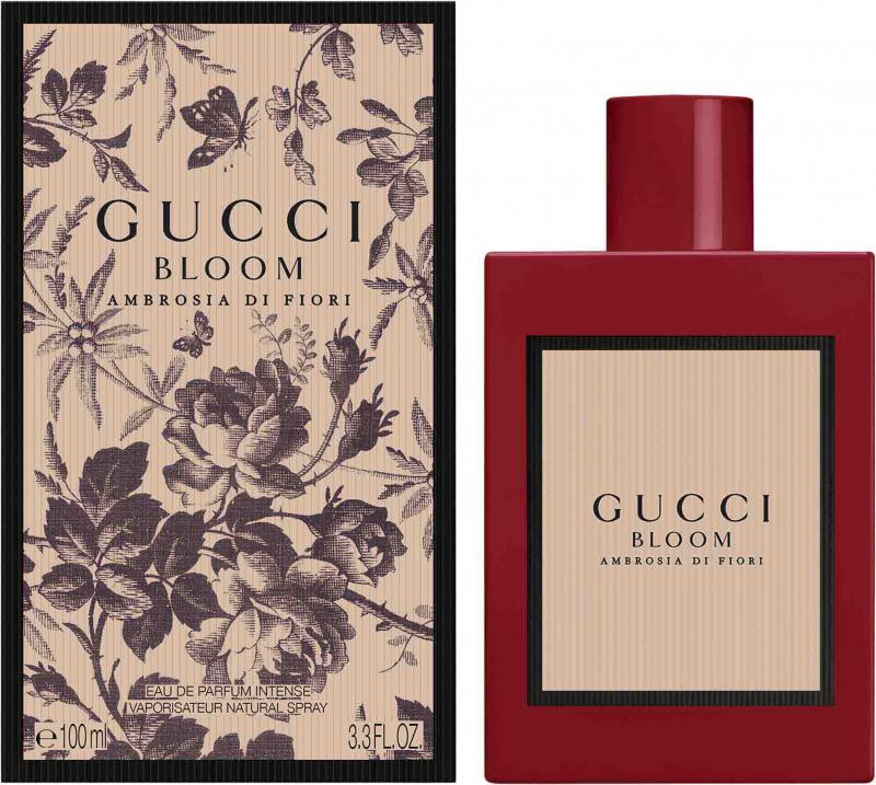 GUCCI BLOOM AMBROSIA DI FIORI BY GUCCI By GUCCI For WOMEN