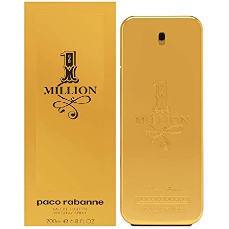 1 MILLION BY PACO RABANNE By PACO RABANNE For MEN