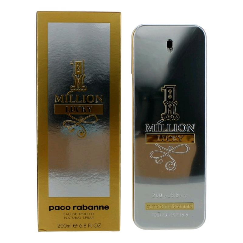 1 MILLION LUCKY BY PACO RABANNE By PACO RABANNE For MEN