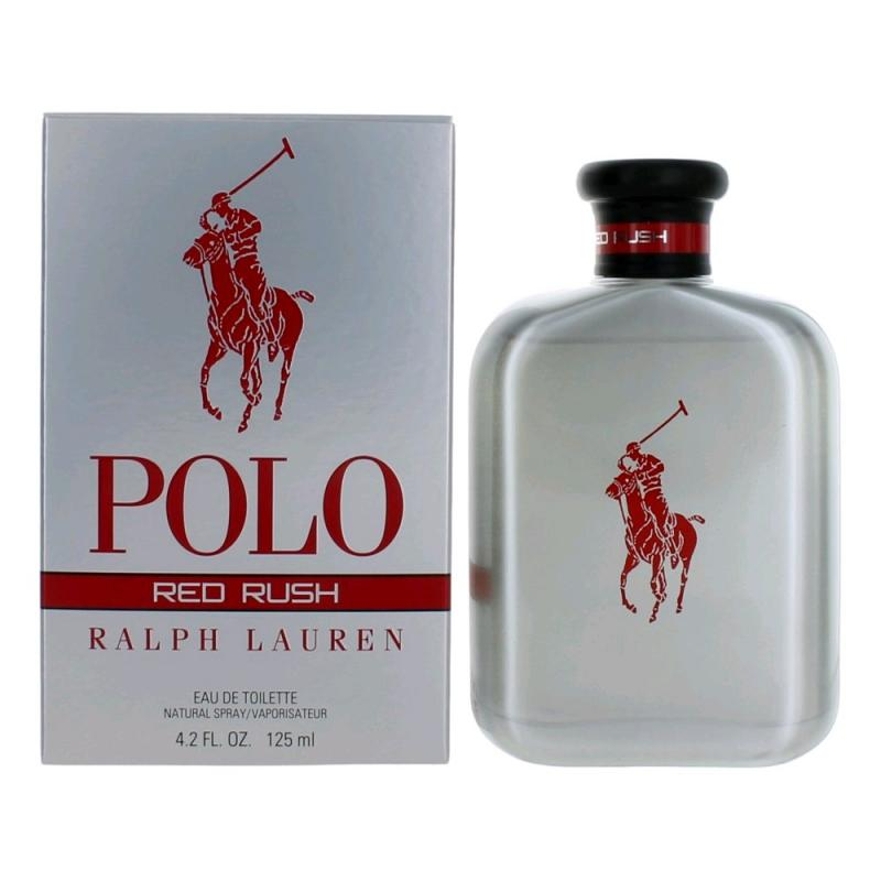 POLO RED RUSH BY RALPH LAUREN By RALPH LAUREN For MEN