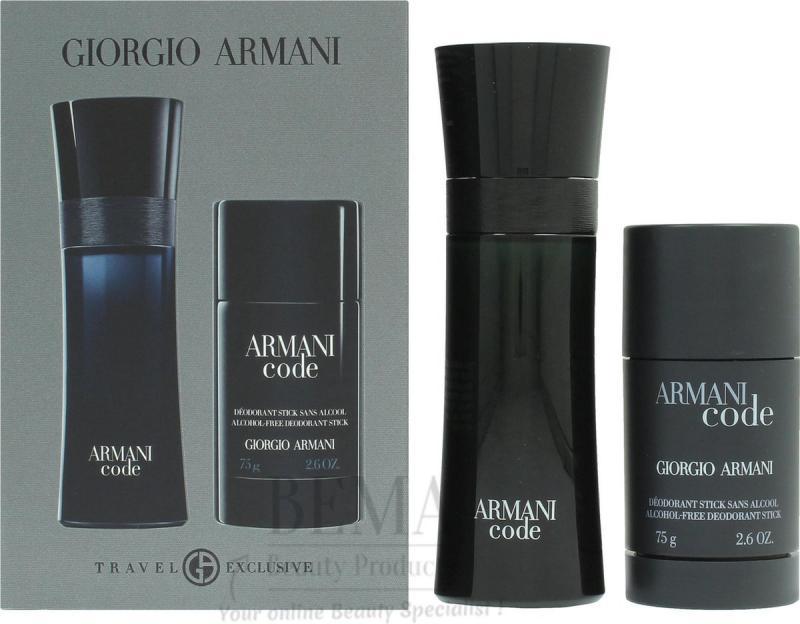 GIFT/SET ARMANI CODE 2PCS.: 2.