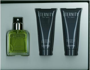 GIFT/SET ETERNITY 3PCS