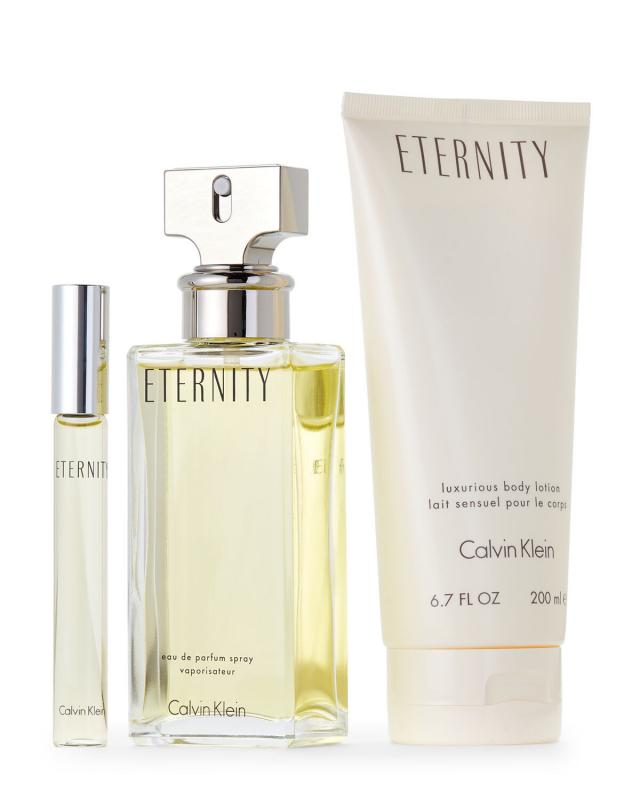 GIFT/SET ETERNITY 3PCS. INCLUDES 3.3 FL