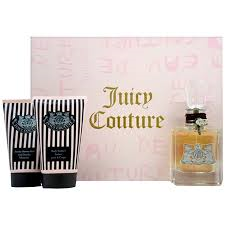 GIFT/SET JUICY COUTURE 3 PCS.  3.4 FL