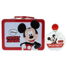 GIFT/SET MICKEY METTALIC 2 PCS. [ 3.4 FL By DISNEY For ]BOY