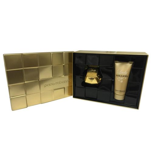 GIFT/SET LADY MILLION 2 PCS.  2.7 FL