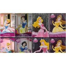 GIFT/SET PRINCESS METALLIC [ 1.7 FL By DISNEY For CASE]GIRL