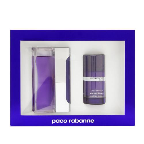GIFT/SET ULTRAVIOLET 2 PCS.  3.4 FL