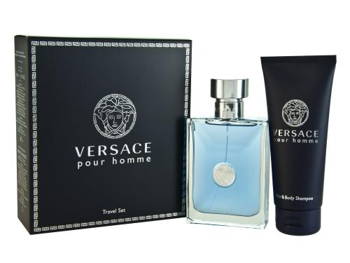 VERSACE POUR HOMME 2PCS SET BY VERSACE FOR MEN
