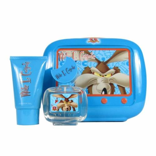 GIFT/SET WILE E COYOTE 2 PCS.  1.7 FL By DISNEY For KIDS