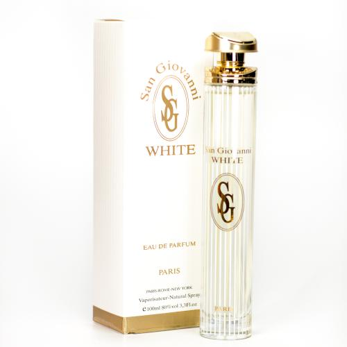 WHITE BY SAN GIOVANNI By SAN GIOVANNI For WOMEN