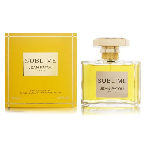 SUBLIME BY JEAN PATOU BY JEAN PATOU FOR WOMEN