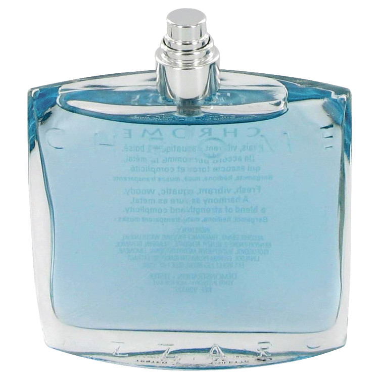 CHROME LIMITED EDITION TESTER BY LORIS AZZARO By LORIS AZZARO For MEN