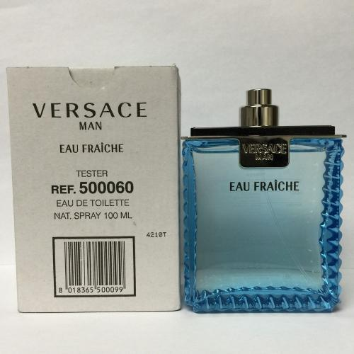 VERSACE EAU FRAICHE TESTER BY VERSACE FOR MEN
