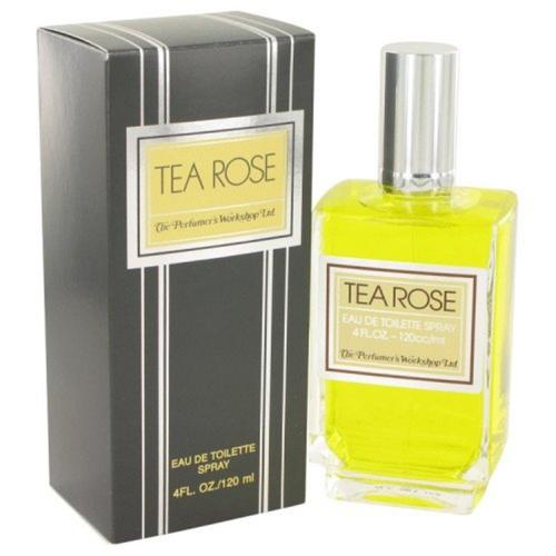 TEA ROSE BY PERFUMERS WORKSHOP By PERFUMERS WORKSHOP For WOMEN