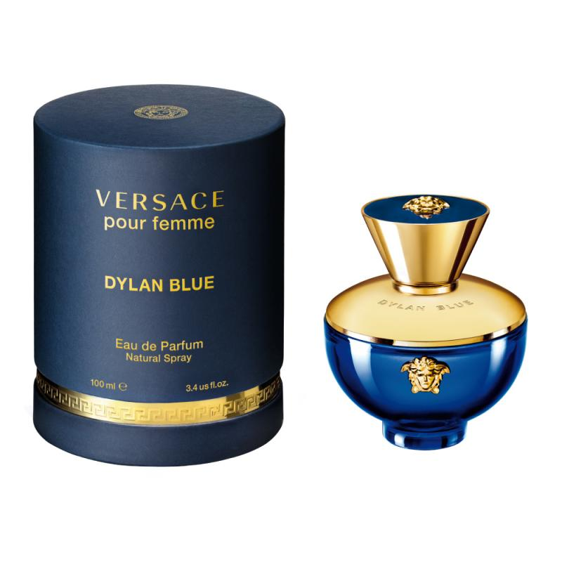DYLAN BLUE POUR FEMME BY VERSACE BY VERSACE FOR WOMEN