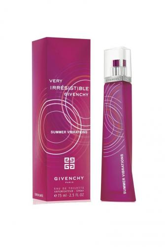 VERY IRRESISTIBLE SUMMER VIBRATIONS BY GIVENCHY By GIVENCHY For WOMEN