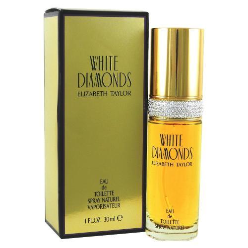 WHITE DIAMONDS BY ELIZABETH TAYLOR By ELIZABETH TAYLOR For WOMEN