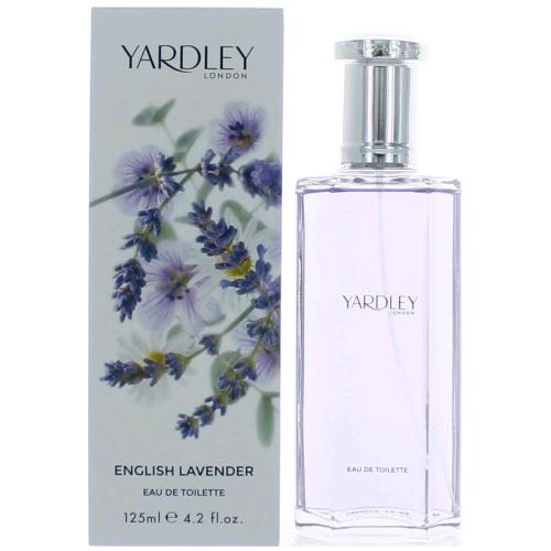 ENGLISH LAVENDER BY YARDLEY LONDON