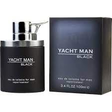 YACHT BLACK BY MYRURGIA By MYRURGIA For MEN