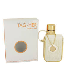 TAG-HER POUR FEMME BY ARMAF BY ARMAF LUXE STERLING PARFUMS FOR WOMEN