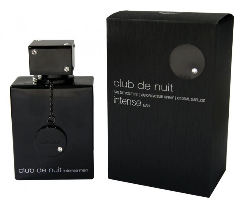 CLUB DE NUIT INTENSE By STERLING PARFUMS For MEN