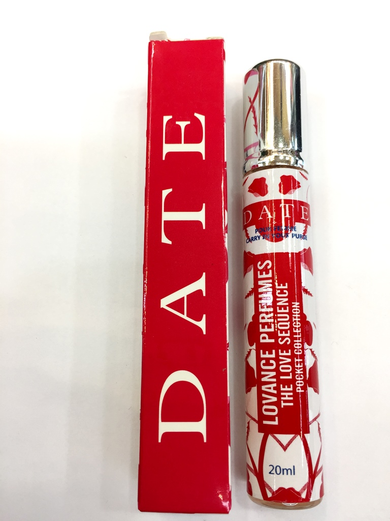 DATE THE LOVE SEQUENCE BY LOVANCE PERFUMES By LOVANCE PERFUMES For WOMEN