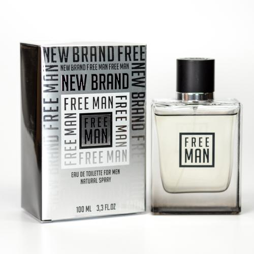 FREE MAN BY NEW BRAND