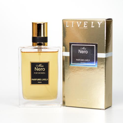 MISS NERO BY PARFUMS LIVELY
