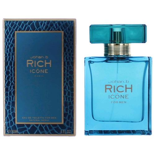 RICH ICONE BY JOHAN B By JOHAN B For MEN