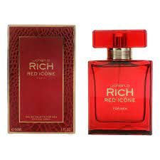 RICH RED ICONE BY JOHAN B By JOHAN B For MEN