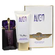 GIFT/SET ALLEN THIERRY 2 PCS.  2.0 FL BY THIERRY MUGLER FOR WOMEN