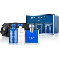 GIFT/SET BVLGARI BLV 4 PCS.  3.4 FL By BVLGARI For MEN