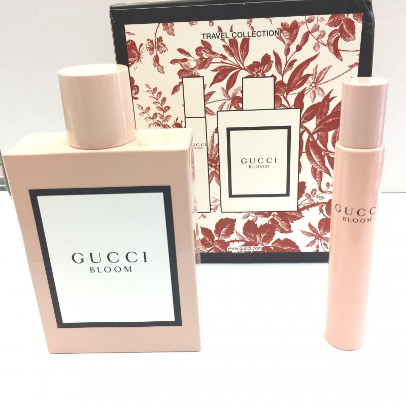 GIFT/SET GUCCI BLOOM 2 PCS  3.4 EDP, 0.2