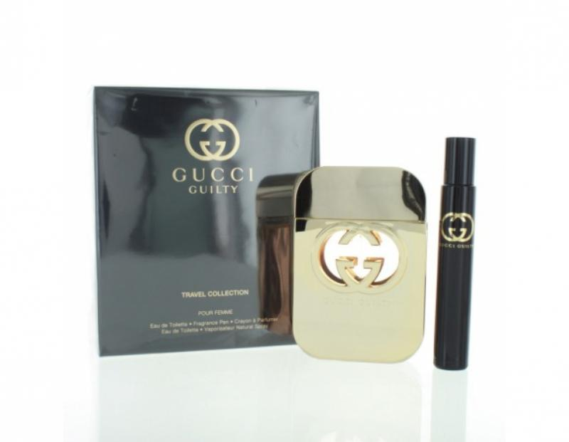 GIFT/SET GUCCI GUILTY 2 PCS.  2.5 FL