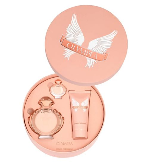 GIFT/SET OLYMPEA 2 PCS. [2.7 FL By PACO RABANNE For LOTION]WOMEN