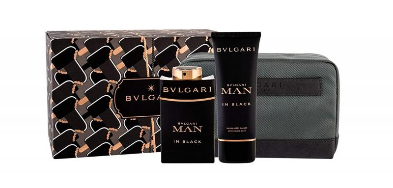 GIFT/SET BVLGARI MAN IN BLACK 3 PCS. 3. By BVLGARI For MEN