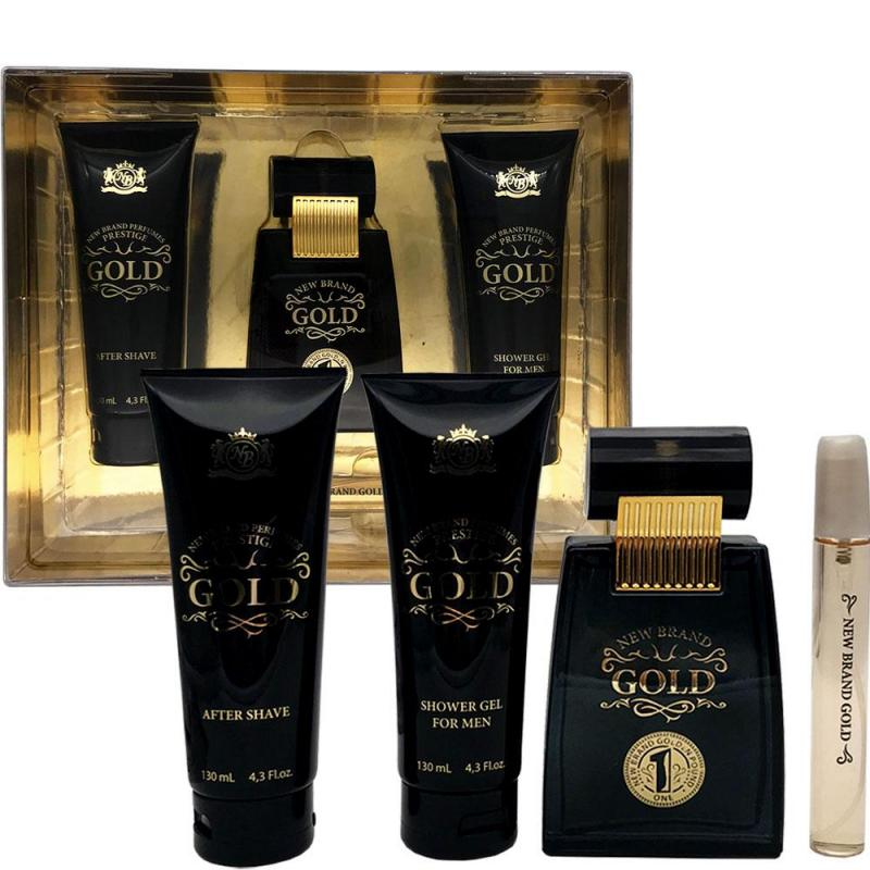 GIFT/SET GOLD BY NB 4 PC