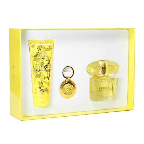 GIFT/SET YELLOW DIAMOND 3 PCS.  3.0 FL
