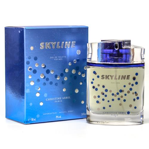 SKYLINE BY CHRISTINE ARBEL By CHRISTINE ARBEL For MEN