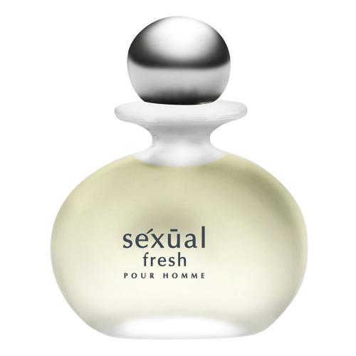 SEXUAL POUR HOMME FRESH TESTER BY MICHEL GERMAIN FOR MEN