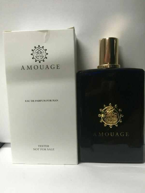 AMOUAGE INTERLUDE TESTER By AMOUAGE For M