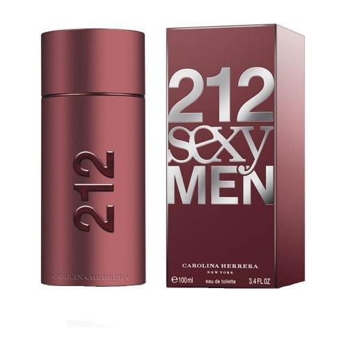 212 SEXY BY CAROLINA HERRERA By CAROLINA HERRERA For MEN