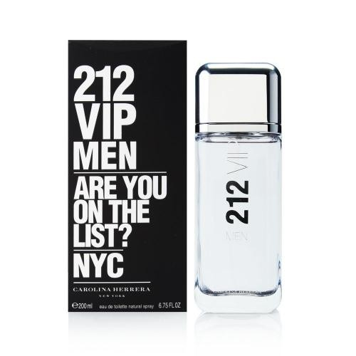 212 VIP BY CAROLINA HERRERA By CAROLINA HERRERA For MEN